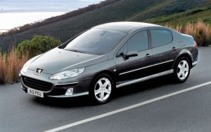 KIT DISTRIBUTIE PEUGEOT 407