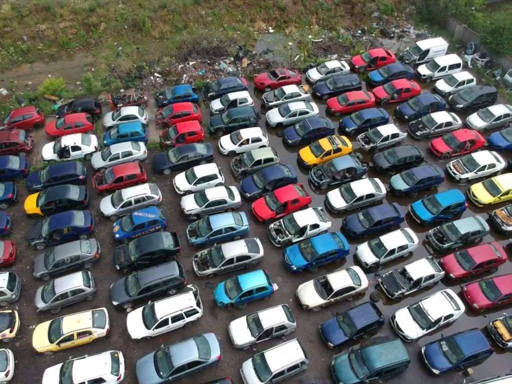 parc auto dezmembrari bucuresti sector 6