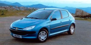 KIT DISTRIBUTIE PEUGEOT 206