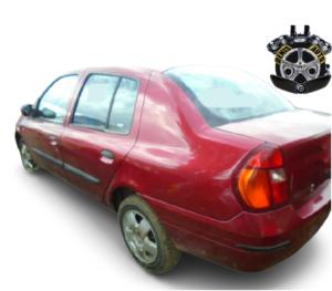 dezmembrari Renault Clio 1, an de fabricatie 2001, 1.4